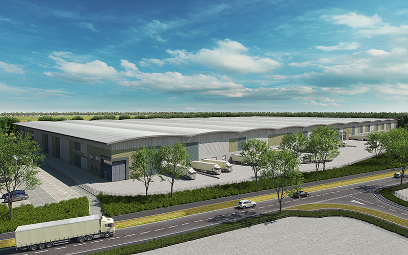 proposed weerts group warehouse 1 - Jaynic